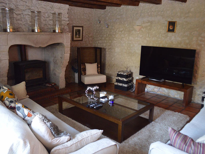 Holiday letting Charente