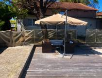 les pins holiday cottage